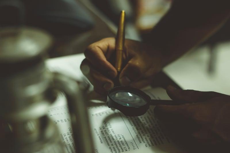 innehåll i affärplan - checklista för fördjupad plan